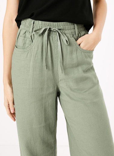 Marks & Spencer Pantolon Haki